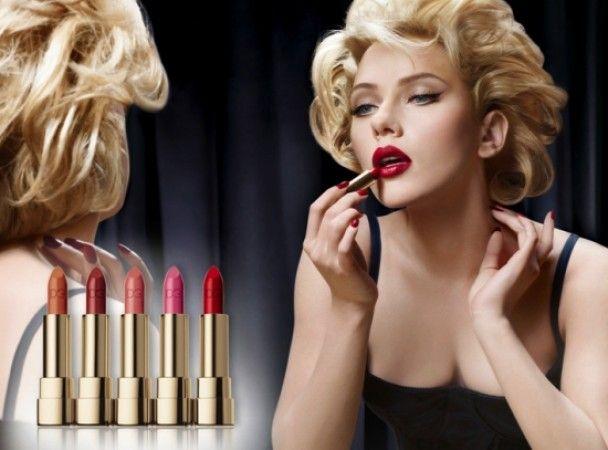 Роковая Скарлетт Йоханссон рекламирует Dolce & Gabbana