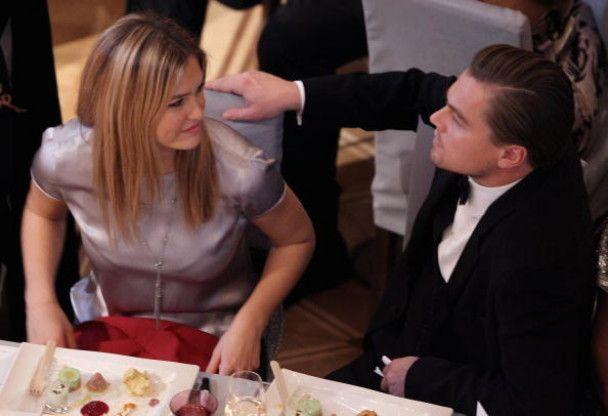 ДиКаприо променял Бар Рафаэли на звезду сериала