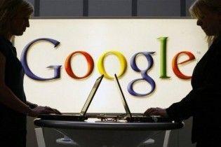 Google назвал самые популярные Интернет-сайты
