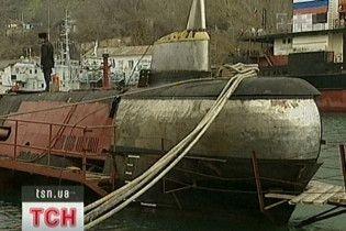 Украина возобновляет весь свой подводный флот