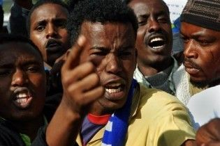 Каддафи: сепаратизм в корне изменит политику Африки