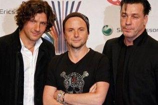 Легендарные рокеры Rammstein встретятся с Украиной в 2013