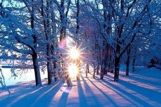 Названа точная дата начала и конца зимы