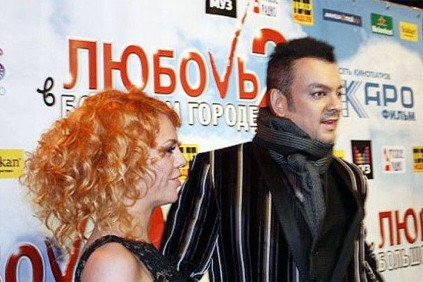 Киркоров подарил Стоцкой платье за 20 тысяч долларов