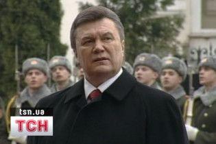 Первые назначения президента Виктора Януковича