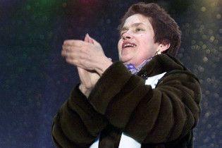 Людмила Янукович рассказала о своих планах в статусе первой леди