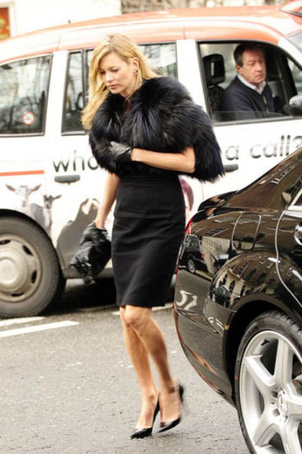 В Лондоне похоронили модельера Макквина