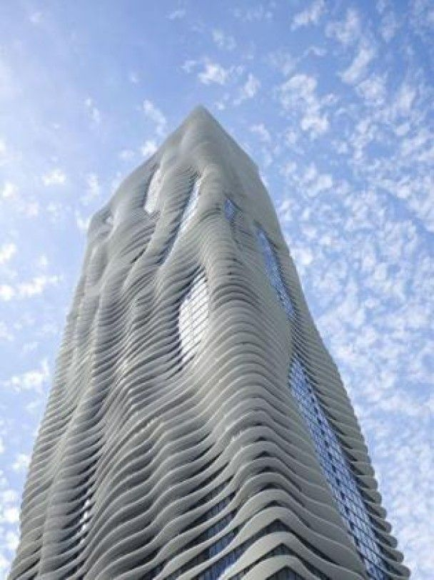 Выбран лучший небоскреб года