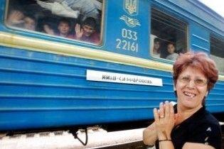 Украина и Россия договорились о скоростной железной дороге
