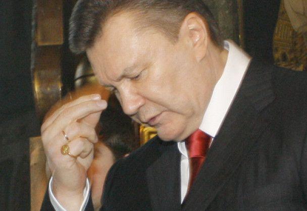 Археолог: подаренный Януковичу княжеский перстень - фальшивка