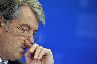 Ющенко намекнул Януковичу, что следует распустить Раду