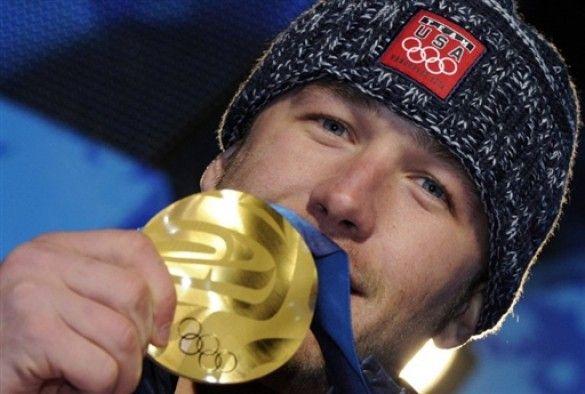 Олімпійський чемпіон Боде Міллер