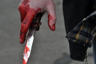 Под Киевом виновник ДТП сделал себе харакири