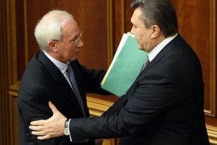 Янукович поручил Азарову построить мост через Керченский пролив