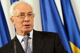 Азаров: перезагрузка власти завершится на будущей неделе