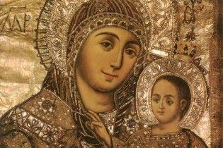 На Пасху киевляне увидят Вифлеемскую чудотворную икону Божьей Матери