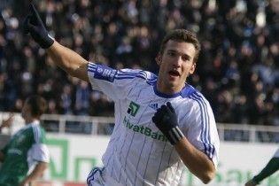 Шевченко: свой второй гол вспомню и среди ночи