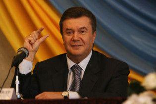 По форме черепа Януковича профессор доказала, что он - аристократ в четвертом поколении