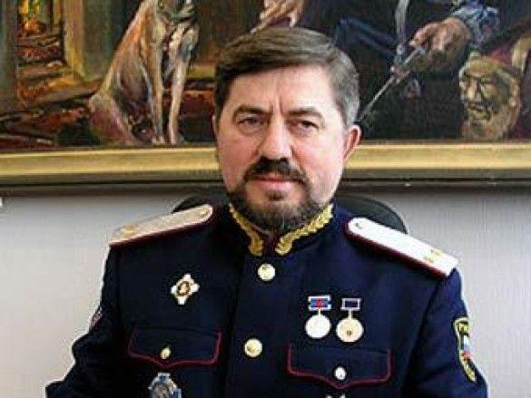 Отаман донських козаків Віктор Водолацький