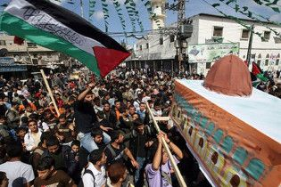 Израиль и Палестина согласились сесть за стол переговоров