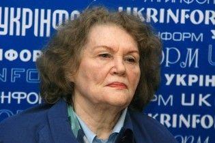 Поэтесса Лина Костенко отмечает 80-летний юбилей