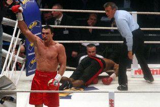 Чемберс: удар Кличко поверг меня в шок