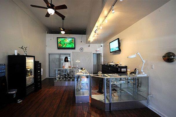 Аптека марихуаны в Лос-Анджелесе