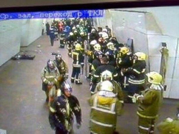 В центре Москвы в метро прогремели взрывы: десятки погибших