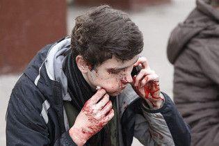 Свидетели терактов в Москве: люди выбегали из метро в саже и крови