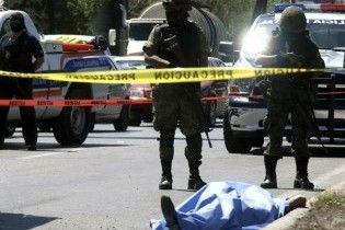 В Мексике бандиты отрезали голову директору тюрьмы
