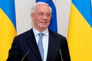 """Азаров: объединение """"Нафтогаза"""" и """"Газпрома"""" возможно"""