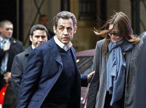 Во Франции сняли фильм о том, как от Саркози ушла жена