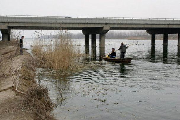 """В Китае под мостом нашли тела 15 младенцев - """"медицинский мусор"""""""