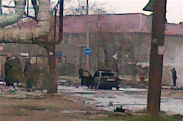 Мощность бомбы в Дагестане оценили в 200 килограммов тротила