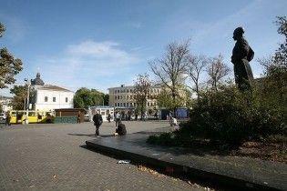 На Контрактовой площади построят музей археологии и торговый комплекс