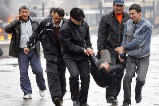 В результате беспорядков в Бишкеке пострадали свыше 1500 человек