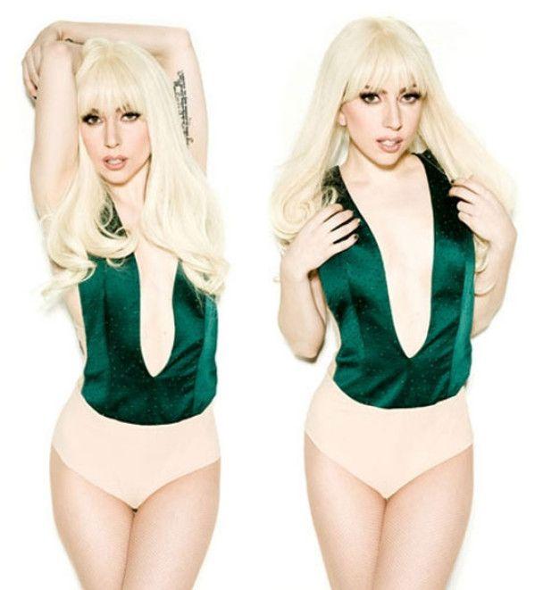 Lady GaGa записала второй альбом