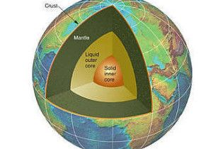 Японские ученые создали земное ядро в алмазной наковальне