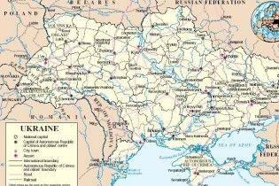 Партия регионов отказалась от федерализма из-за бедности Украины