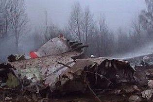 Милиция опровергла сообщения о мародерстве на месте крушения самолета Качиньского