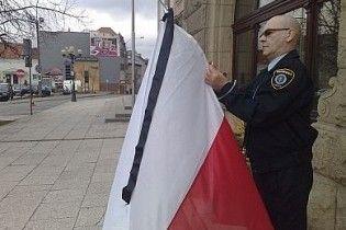 В Польше объявлен недельный траур