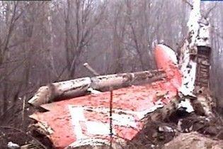 Под Смоленском собрали все фрагменты самолета Качиньского