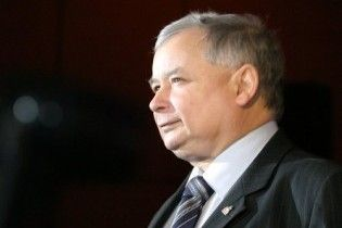 Со штаба Ярослава Качиньского похитили оборудование