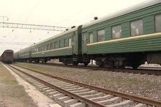 В Харьковской области поезд столкнулся с автомобилем
