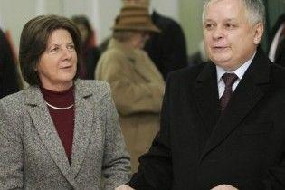 Опознано тело Марии Качиньской, погибшей во время аварии Ту-154