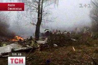 Установлен голос второго постороннего в кабине польского Ту-154