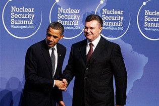 """В Европе считают, что Янукович сделал """"реальный взнос в мировую безопасность"""""""