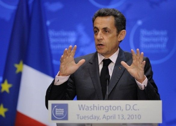 Ніколя Саркозі