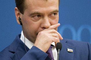 Медведев в Киеве проведет встречи с бизнесменами и студентами