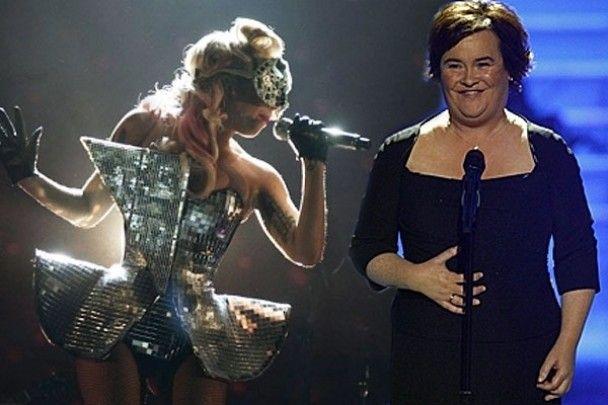 Победительница шоу талантов Сьюзан Бойл в третий раз покорила мир
